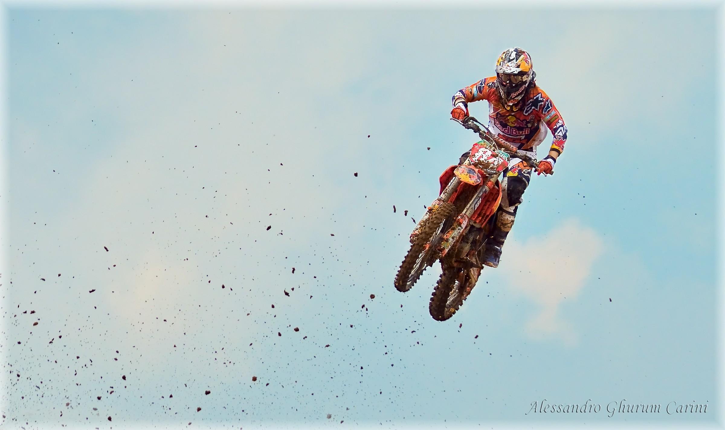 High Jump...