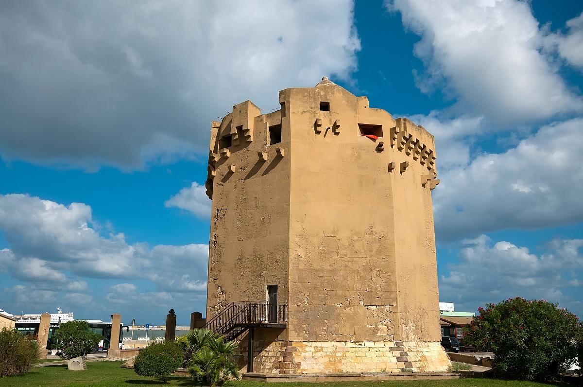 Aragonese Tower Porto Torres...