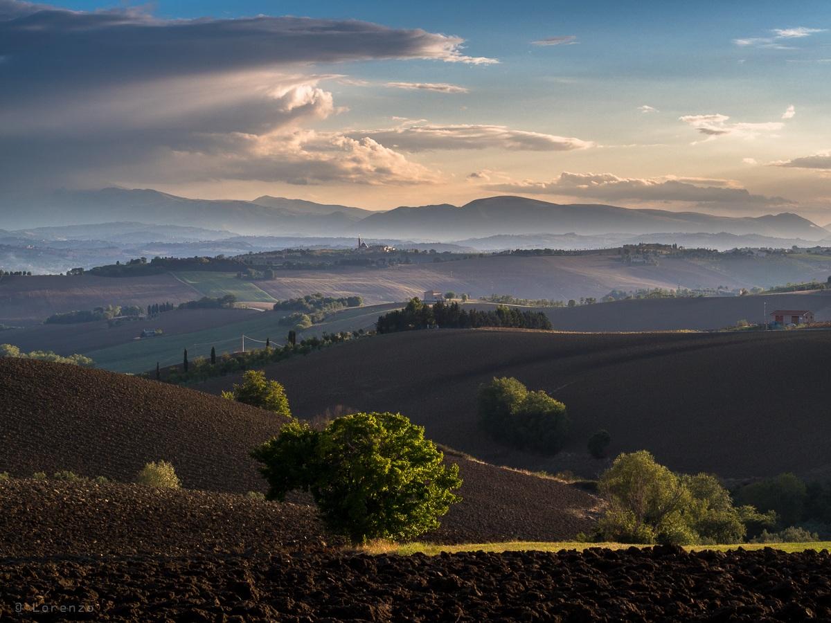 Macerata countryside...