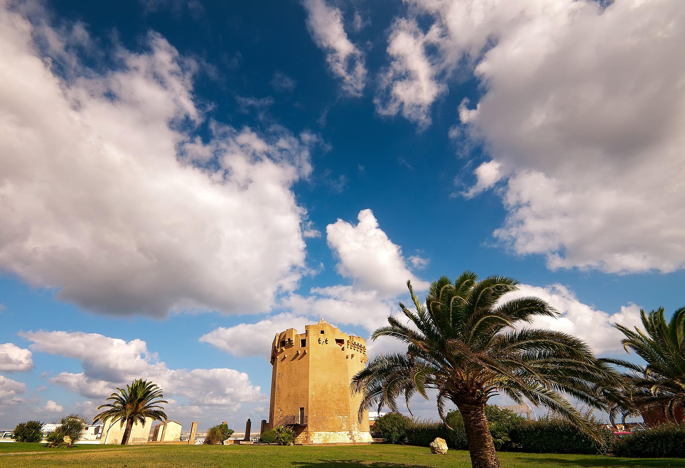 Aragonese tower...