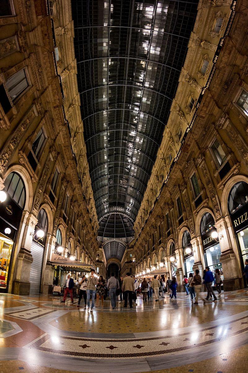 Galleria Vittorio Emanuele...