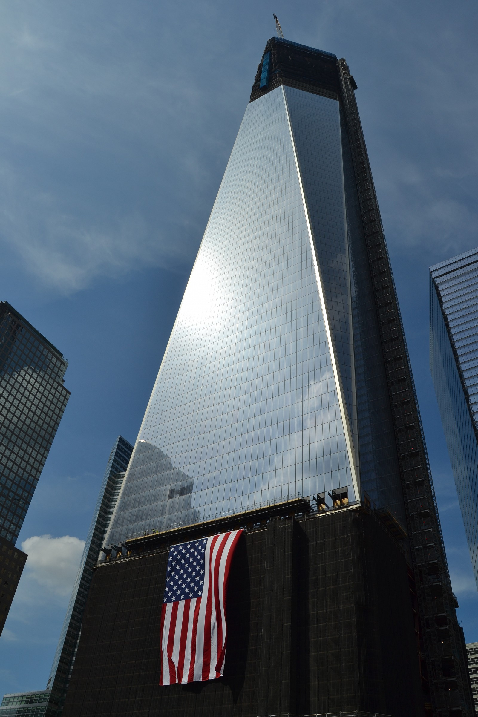 Freedom Tower...