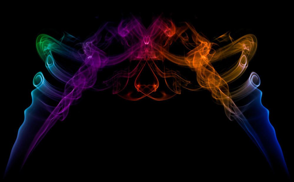 fractal smoke...