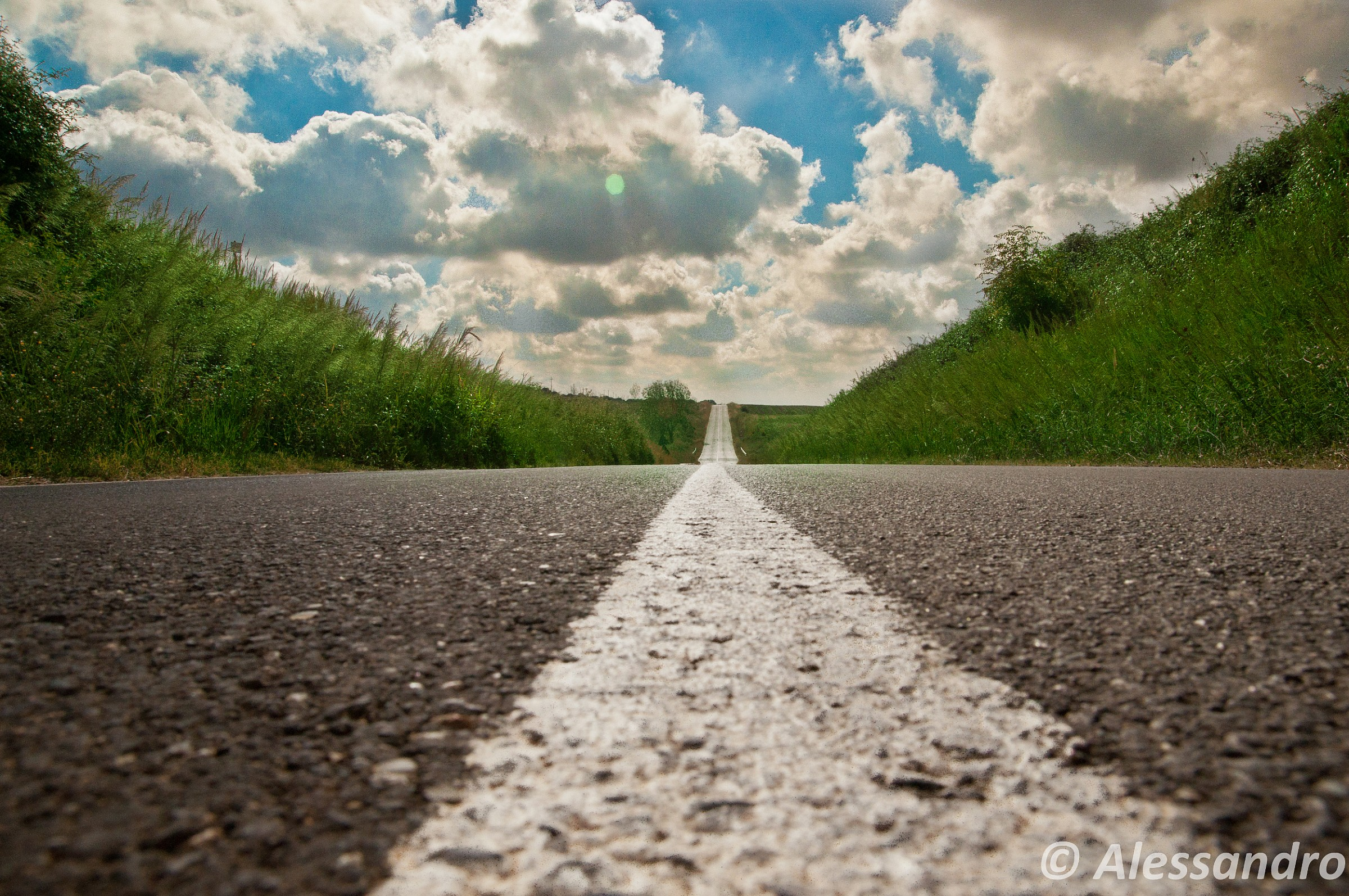 The long road...