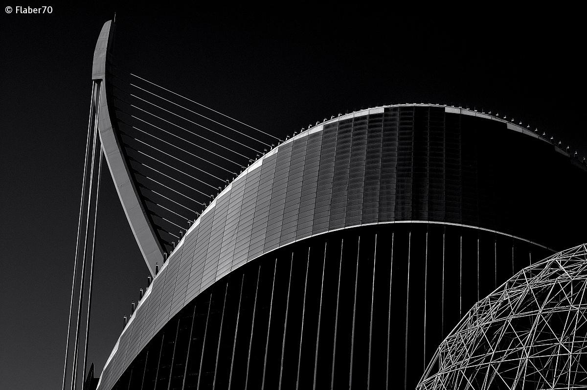 Ciudad de las Artes y las Ciencias - Calatrava...