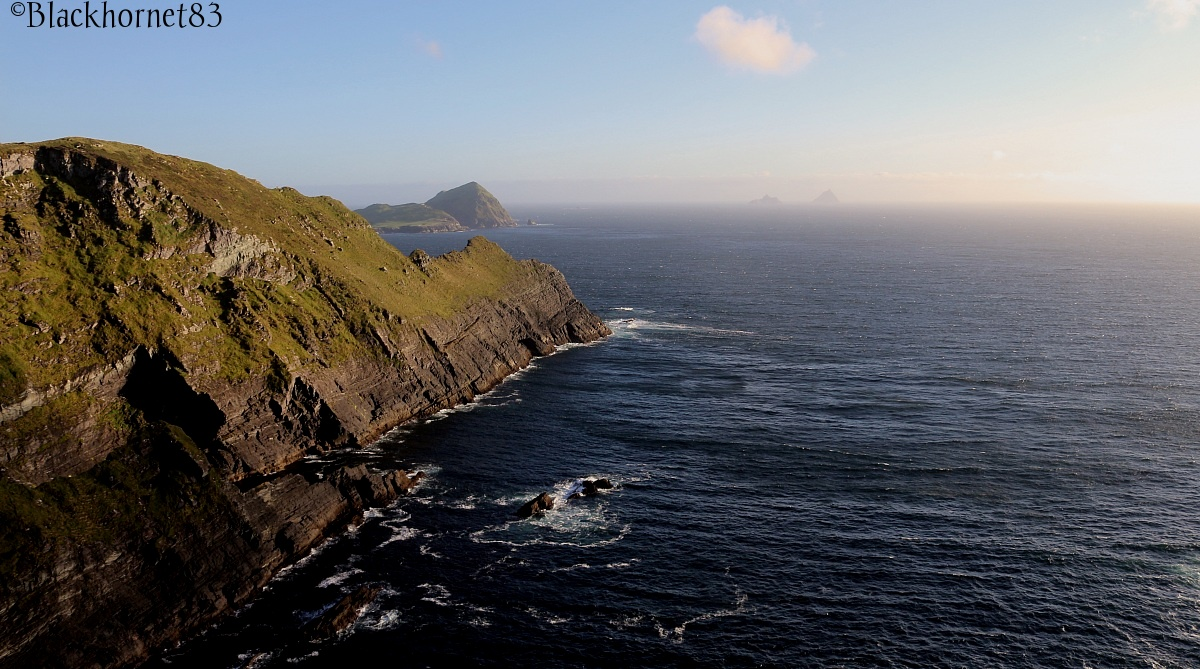 Cliffs of Kerry...