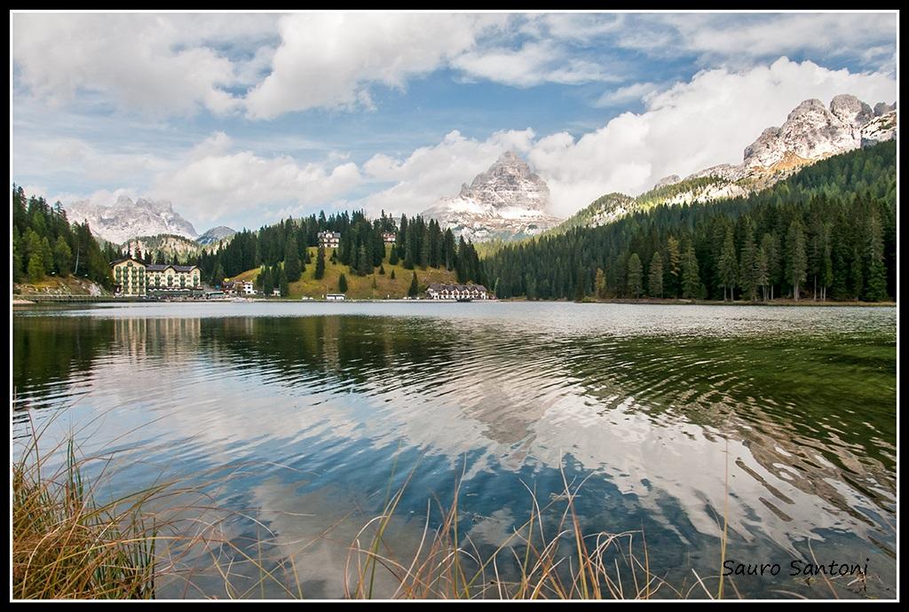 Lago di Misurina...