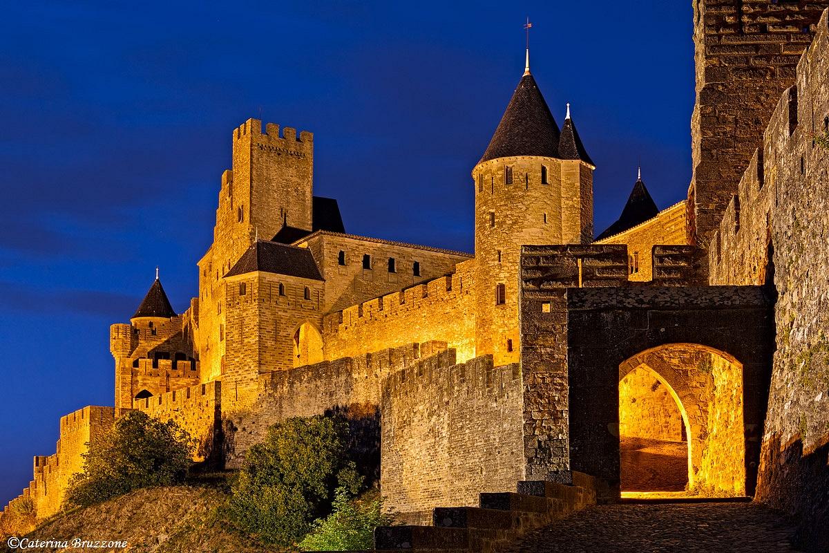 Magic Carcassonne...