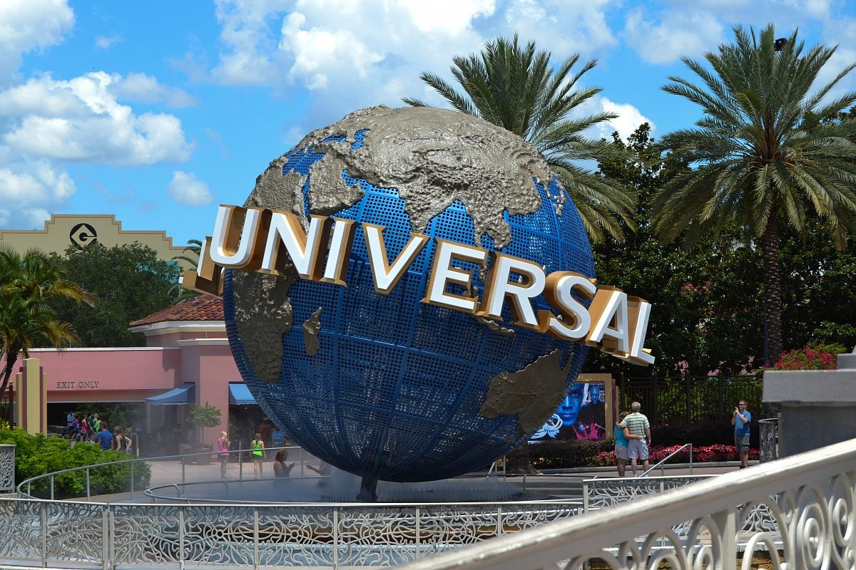 Universal Studios Orlando...