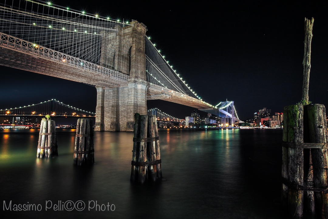 I Love Brooklyn bridge...