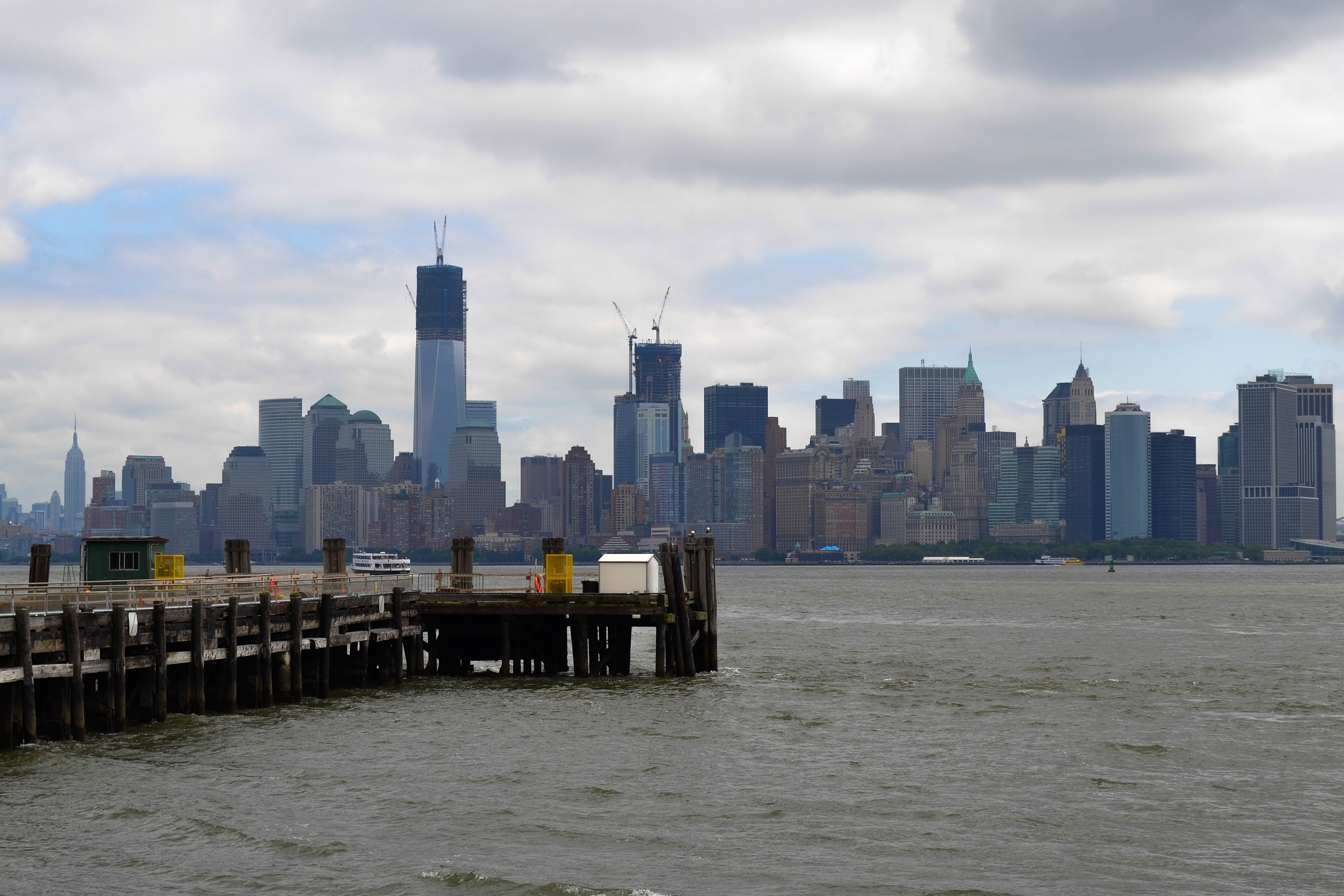 New York Skyline...