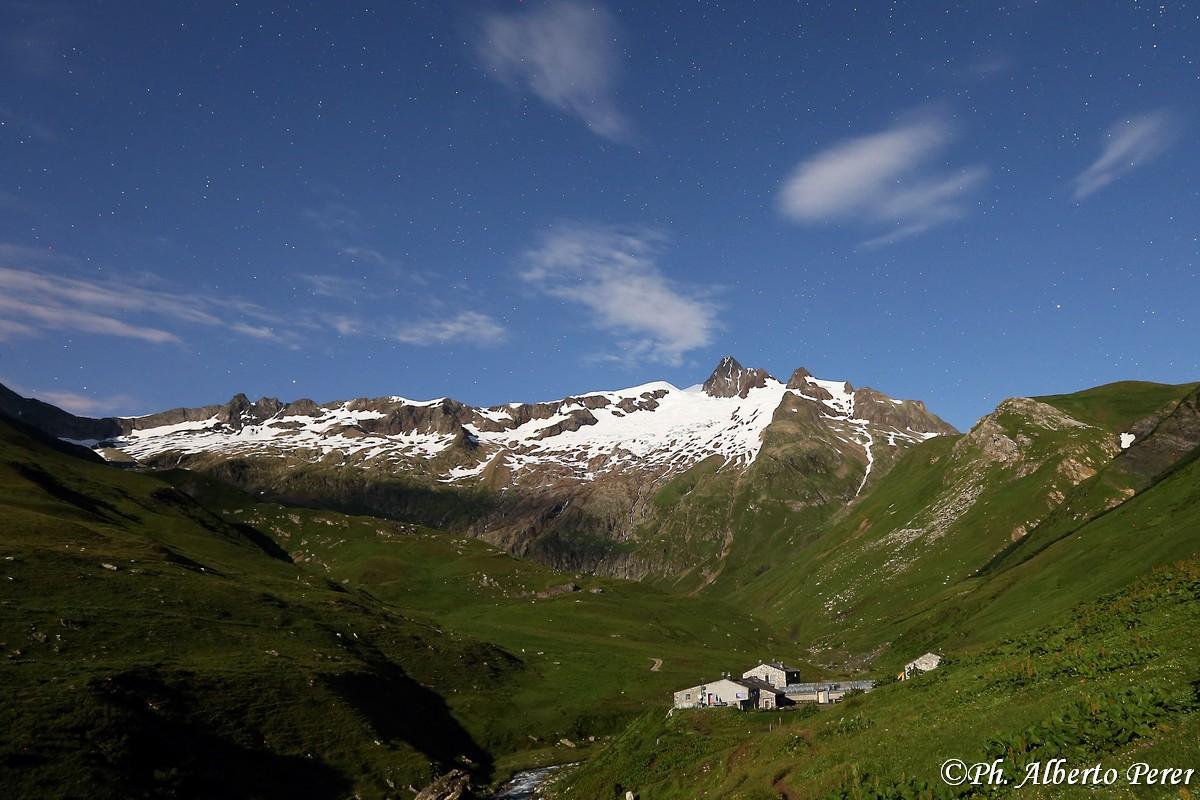Aig. des Glaciers...