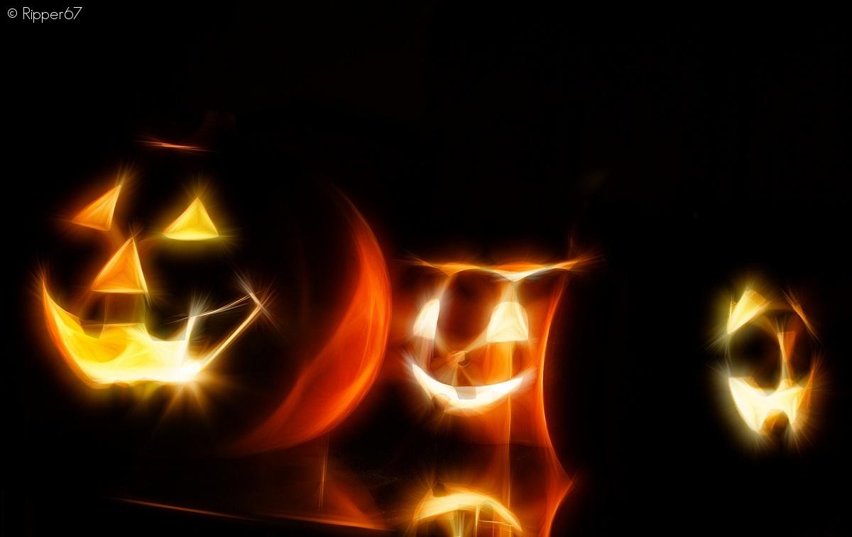 Buon halloween...