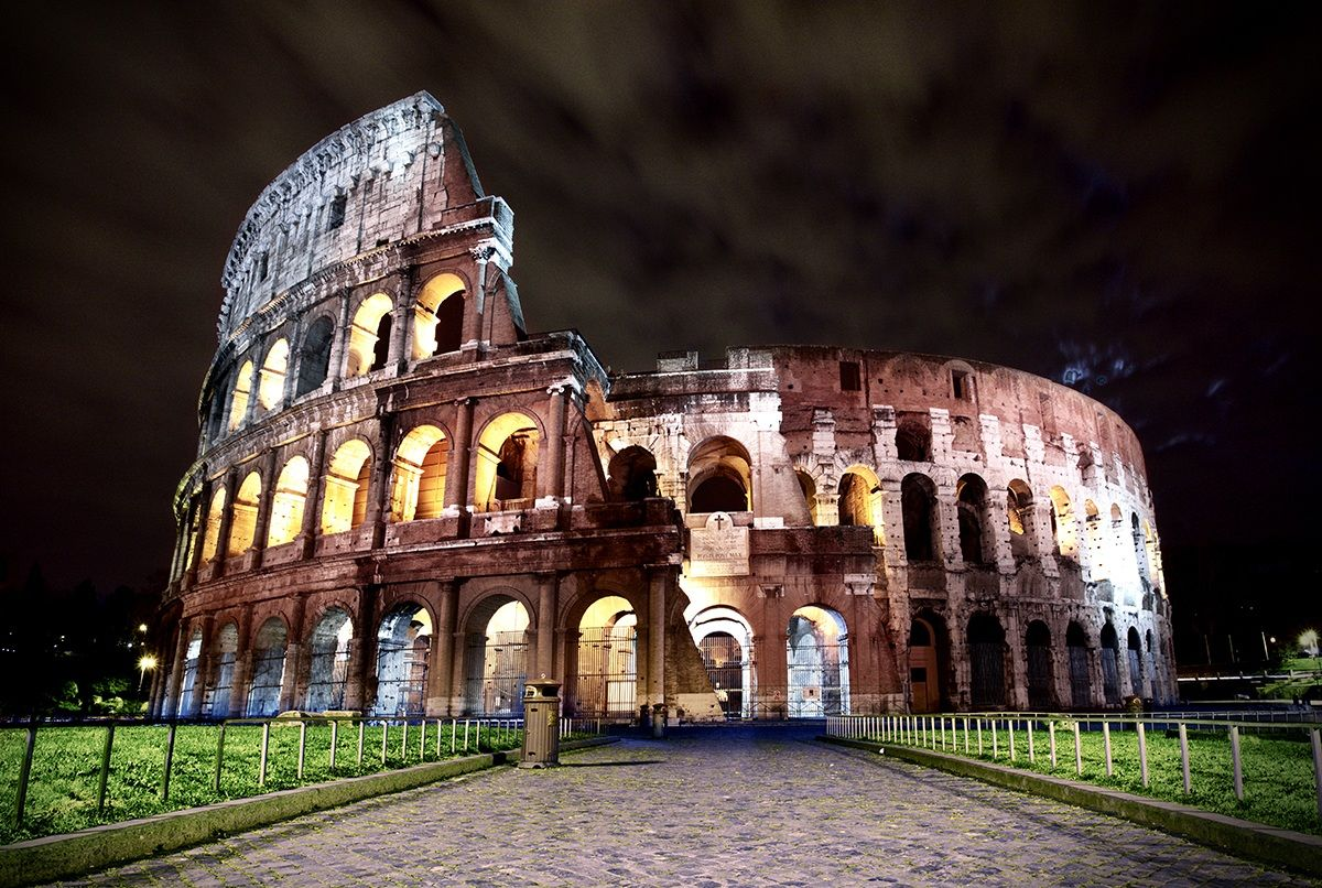 colosso di roma...