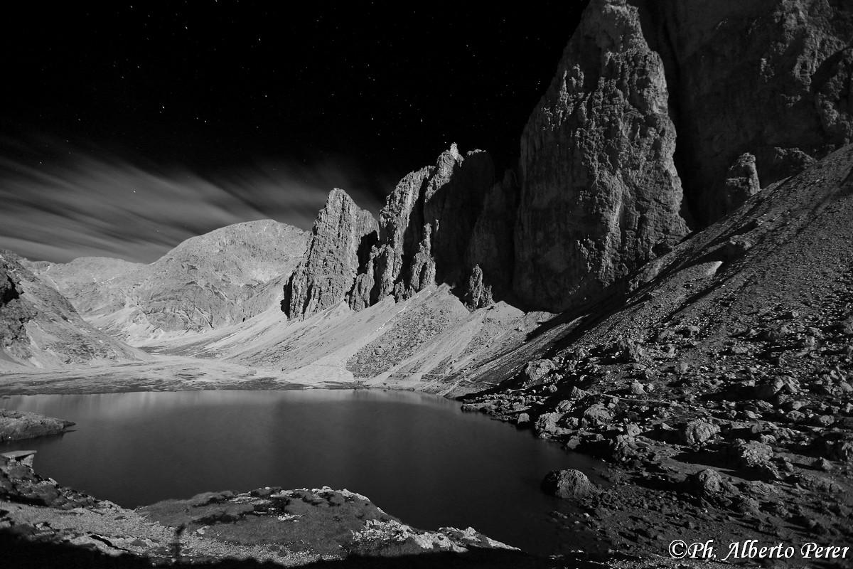 Lago Antermoia...