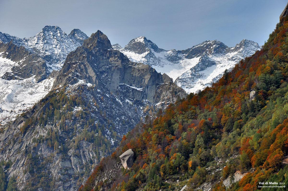 Autunno in Val di Mello...