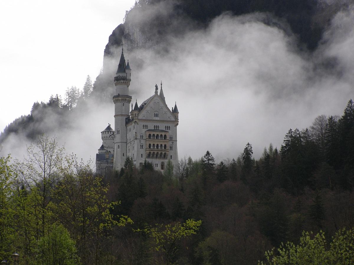 Castello di Neuschwastein...