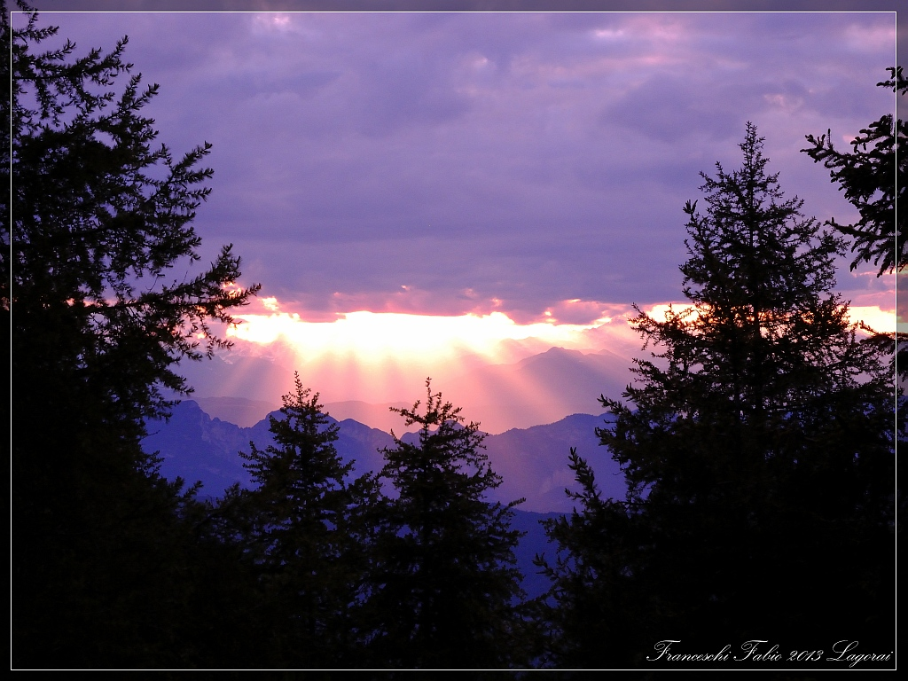 Summer sunsets!...