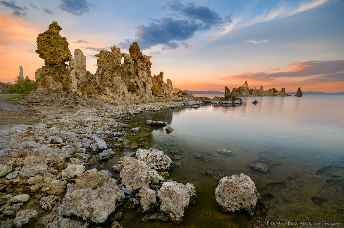 2 Mono Lake, California...