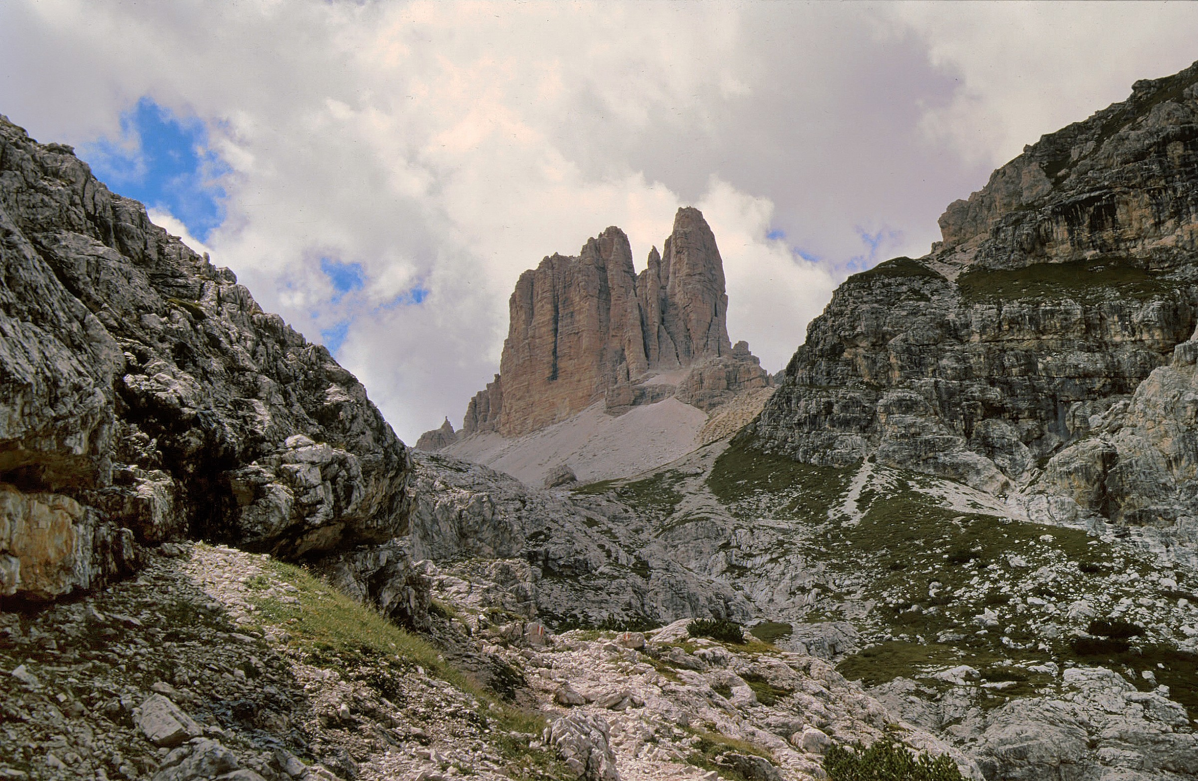 The Tower of Toblin (2,617 m.) - 1996...