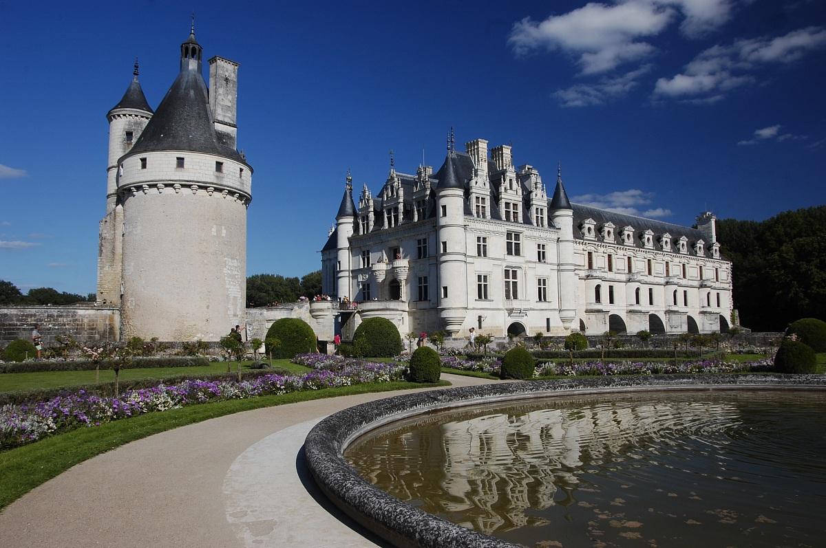 Castello di Chenonceau...
