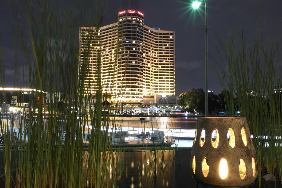 hotel Bangkok sera...