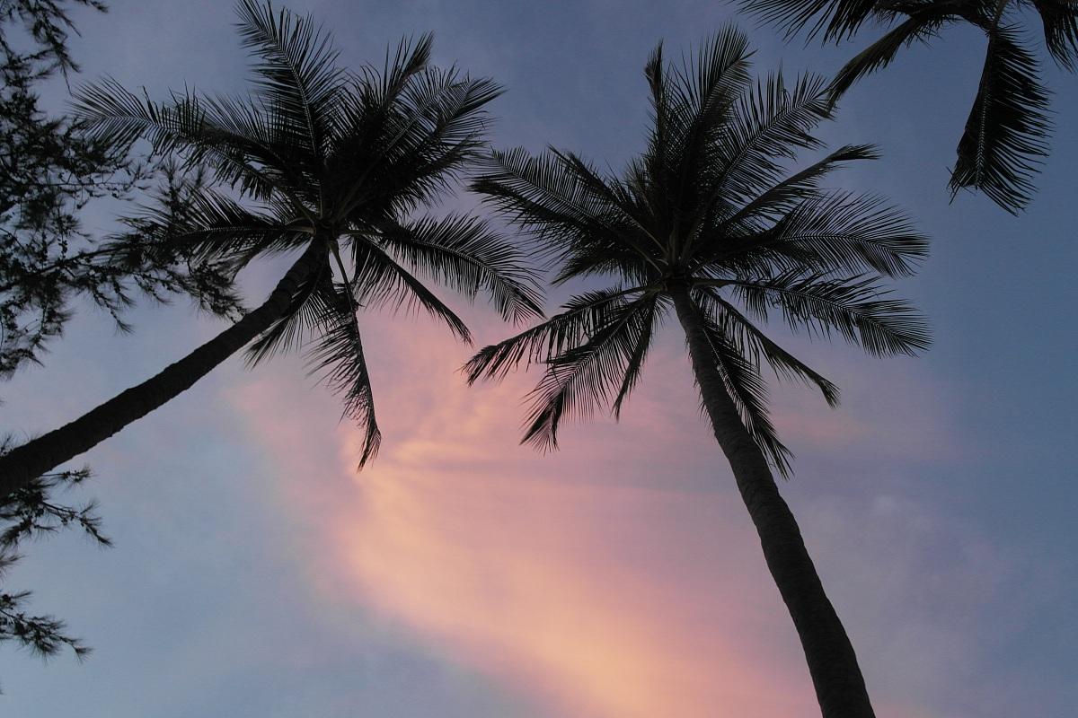 tramonto koh samui...