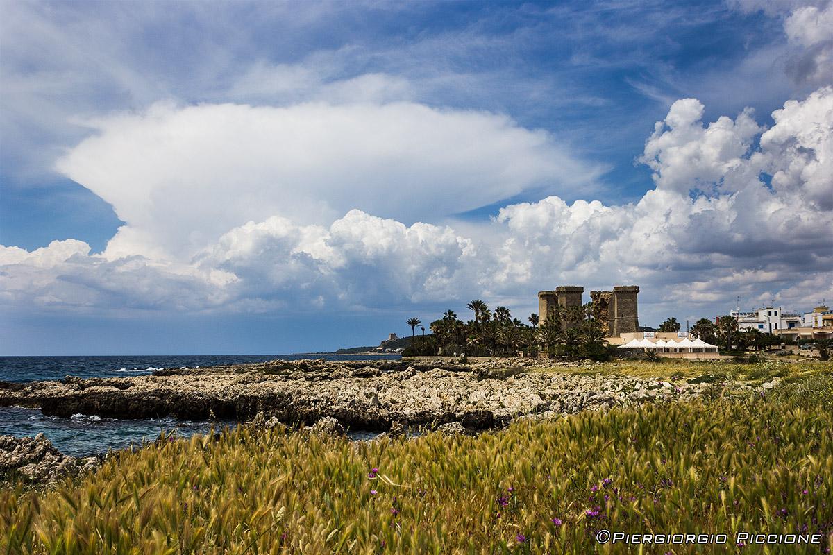 Four Columns (Tower of the River) Santa Maria al Bagno...