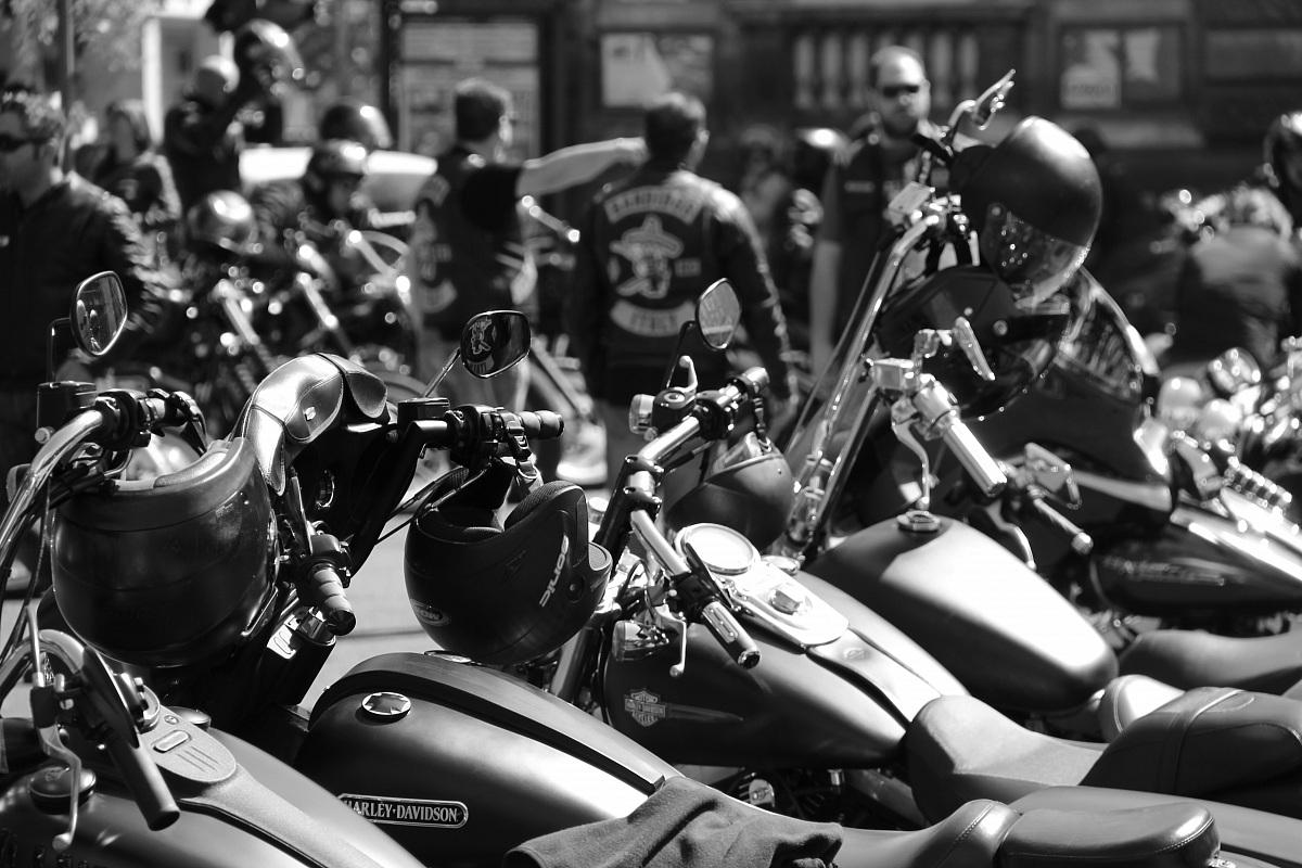 Bikers, Catania IT...