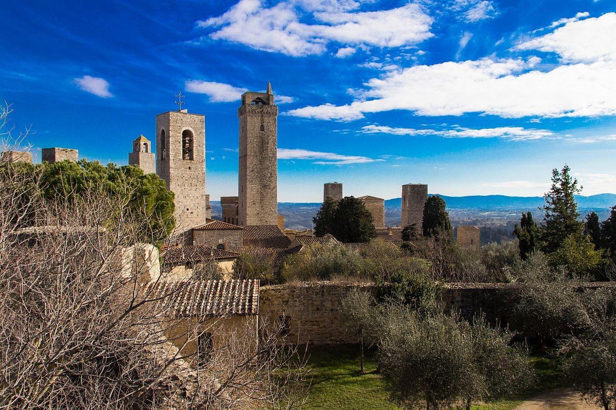 San Gimignano 2013...