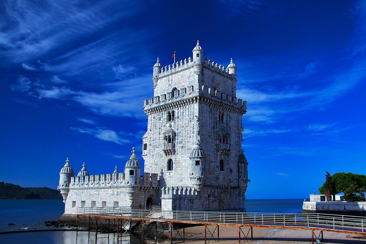 Lisbon - Torre De Belem...