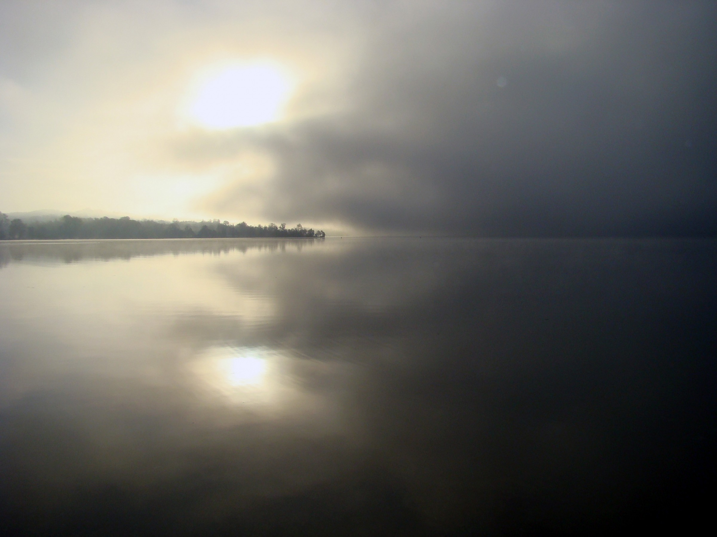 Lake Varese. Distances...