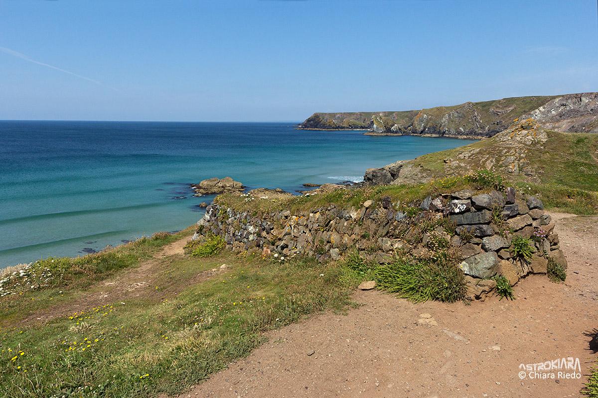 Lizard Coast Path...