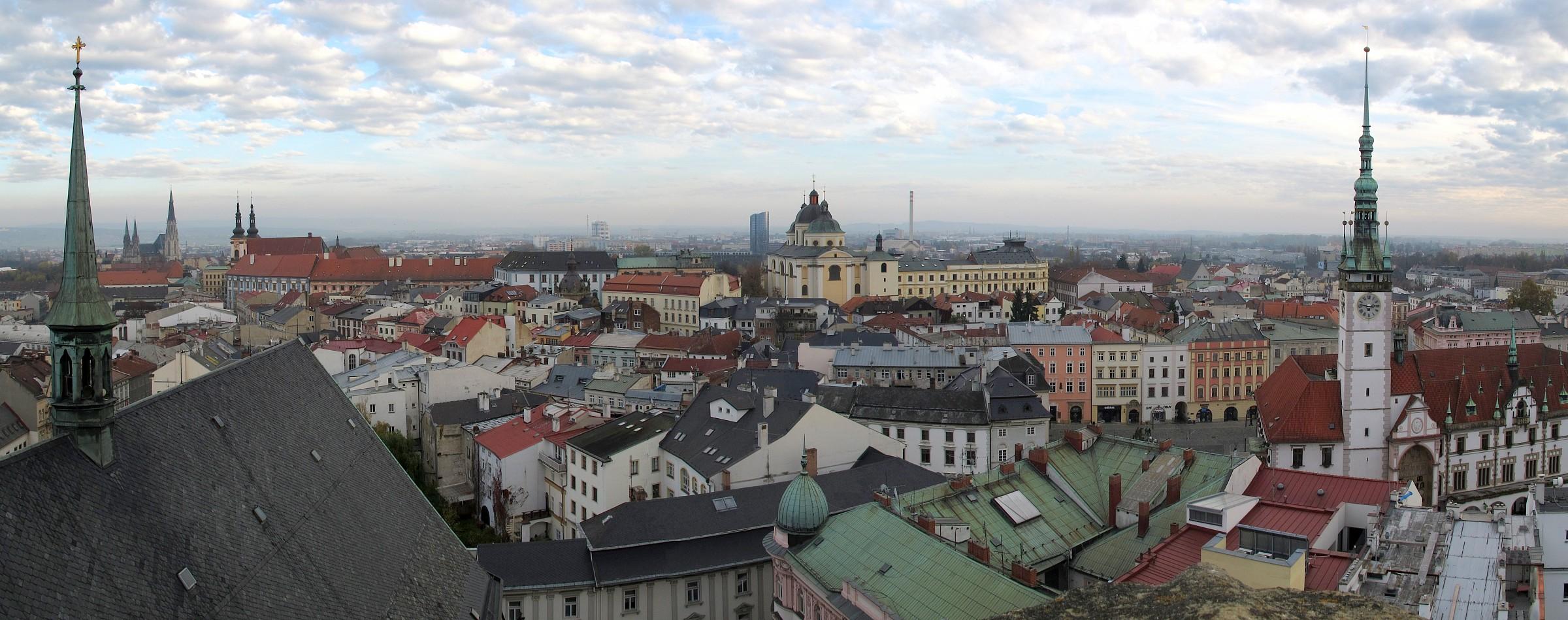 City of Olomouc...