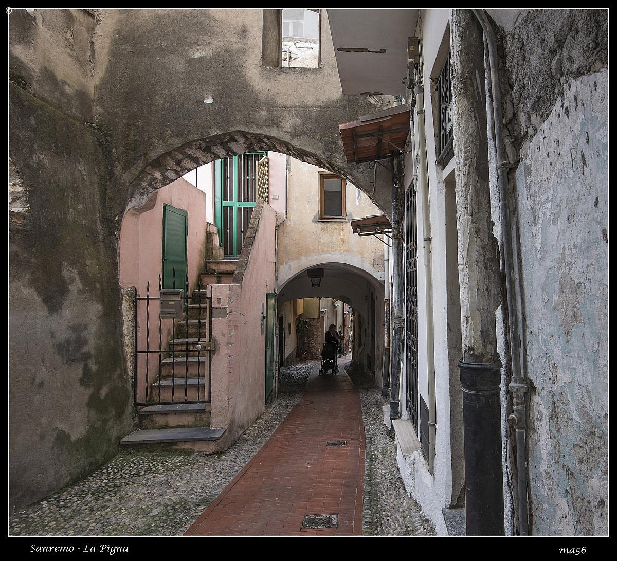 Sanremo - La Pigna...