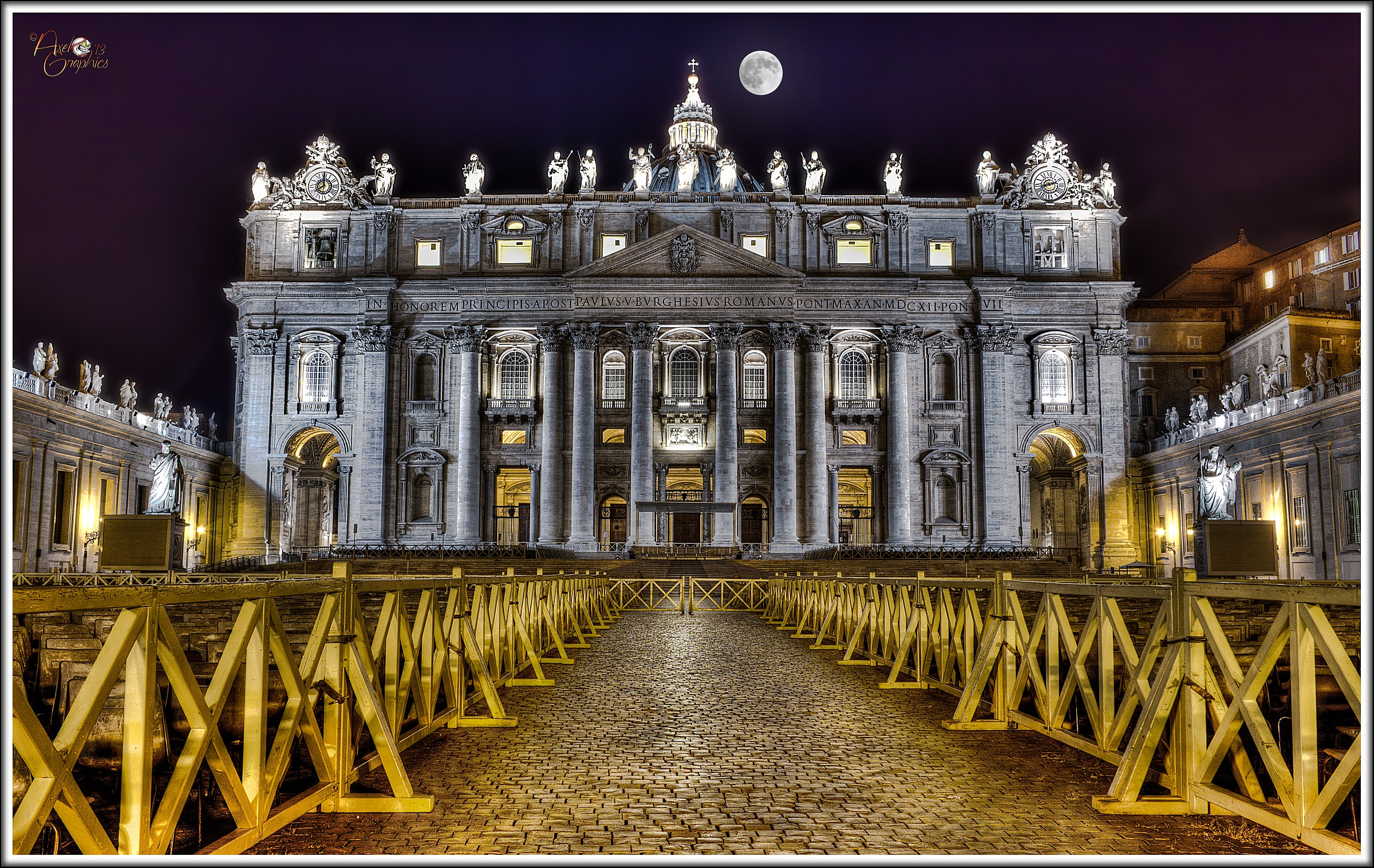 Rome hdr......