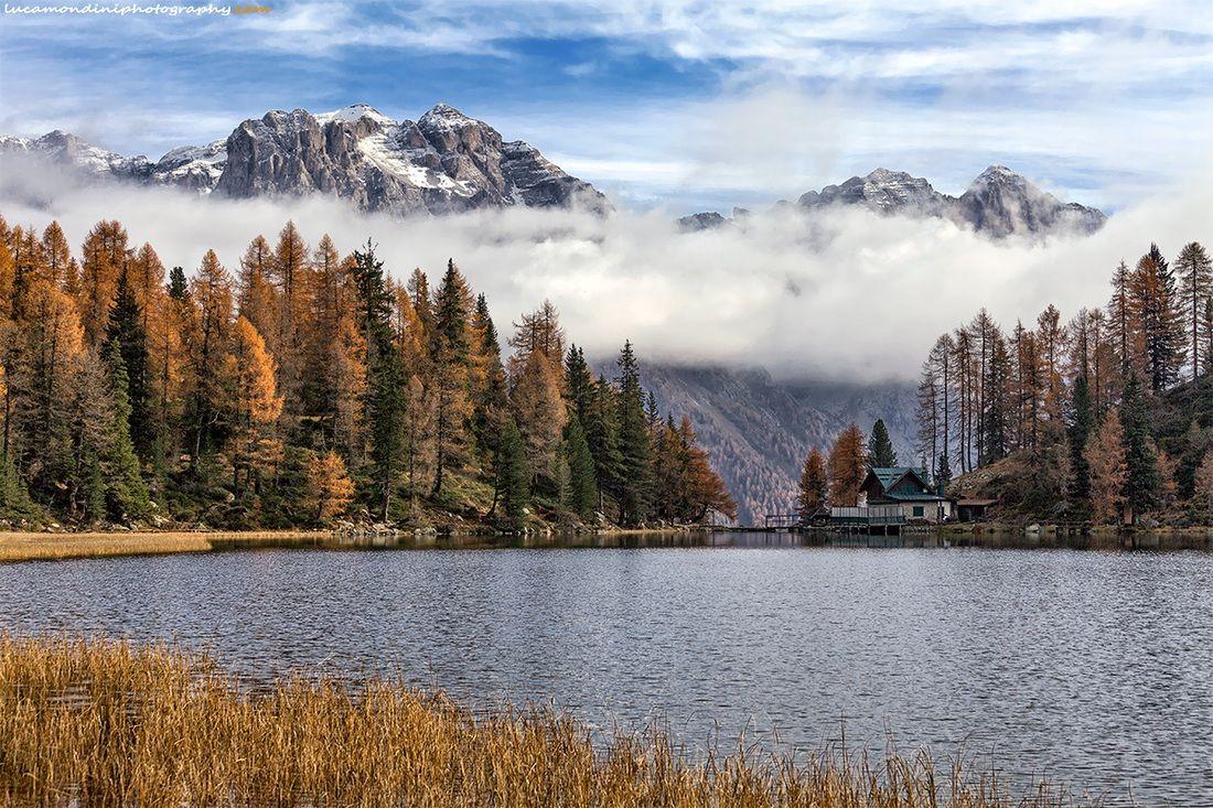 Malghette lake...