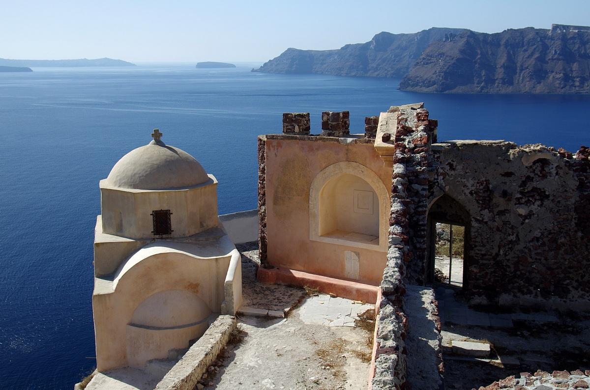 Oia (Santorini Island)...