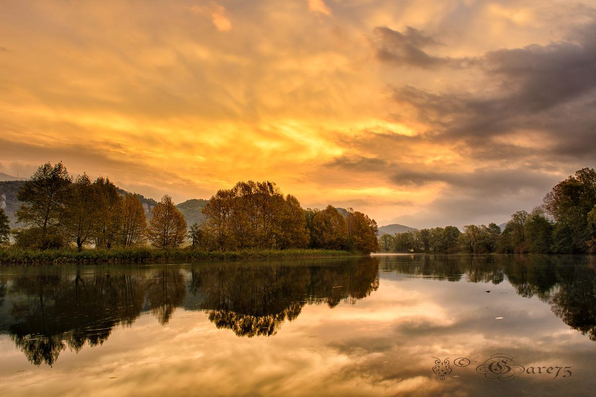 Autumn sull'adda...