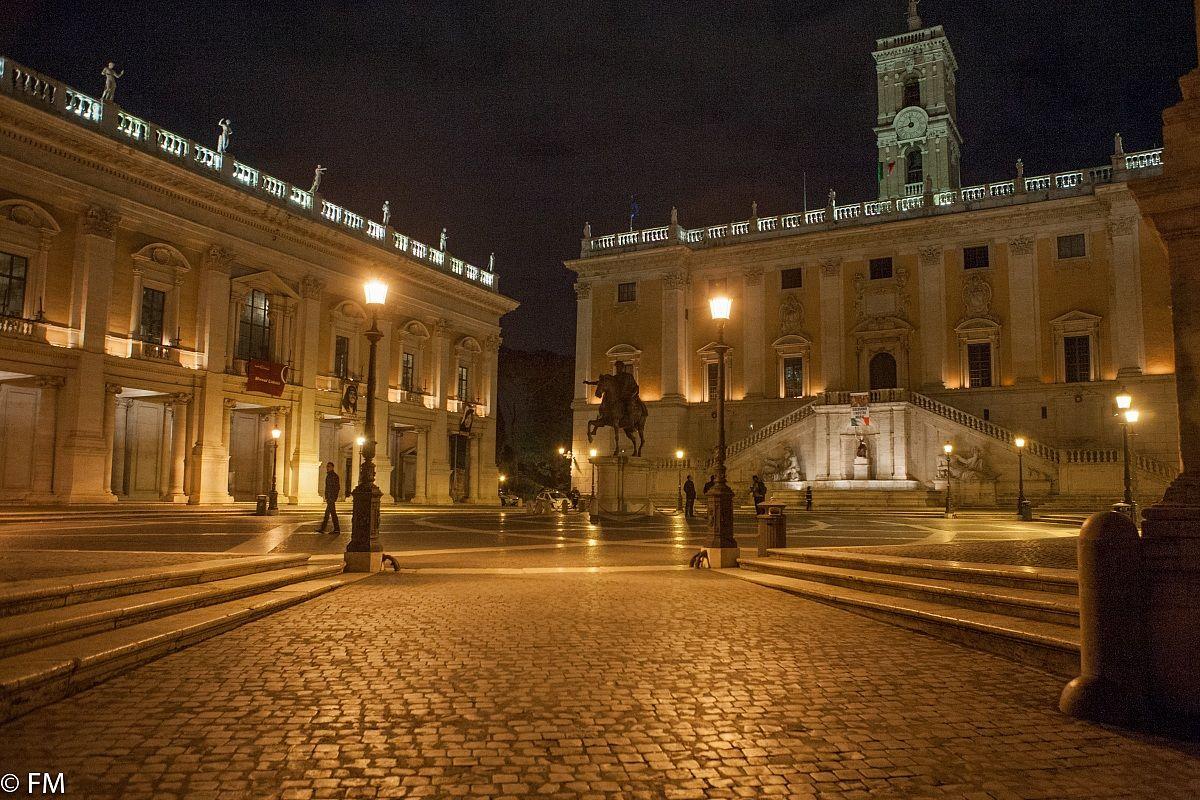Roma di notte 2...