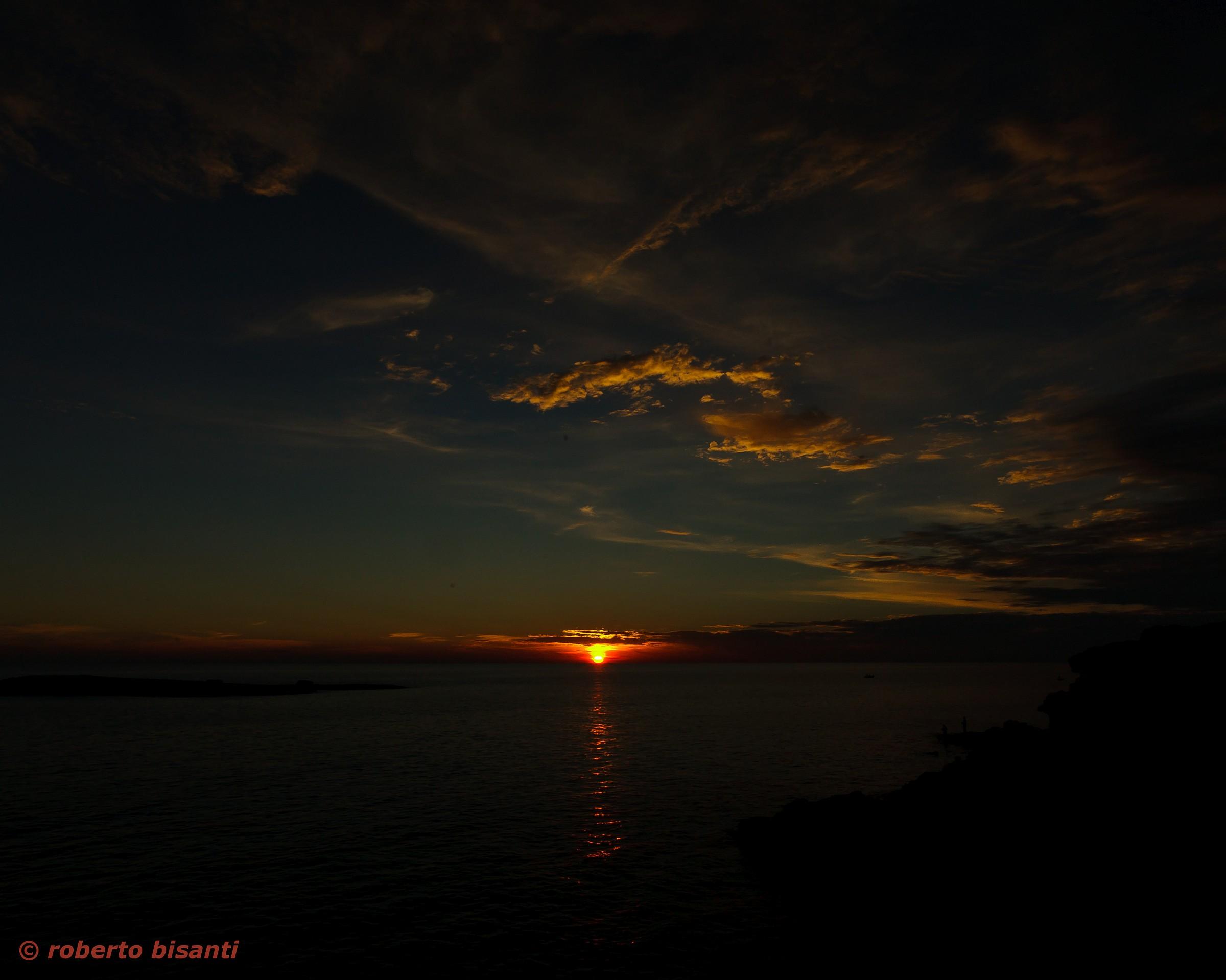 sunset torre san giovanni 1...