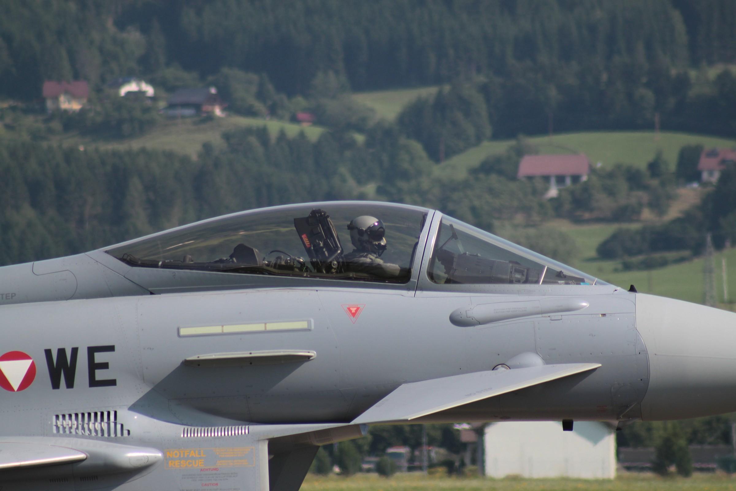Eurofighter...