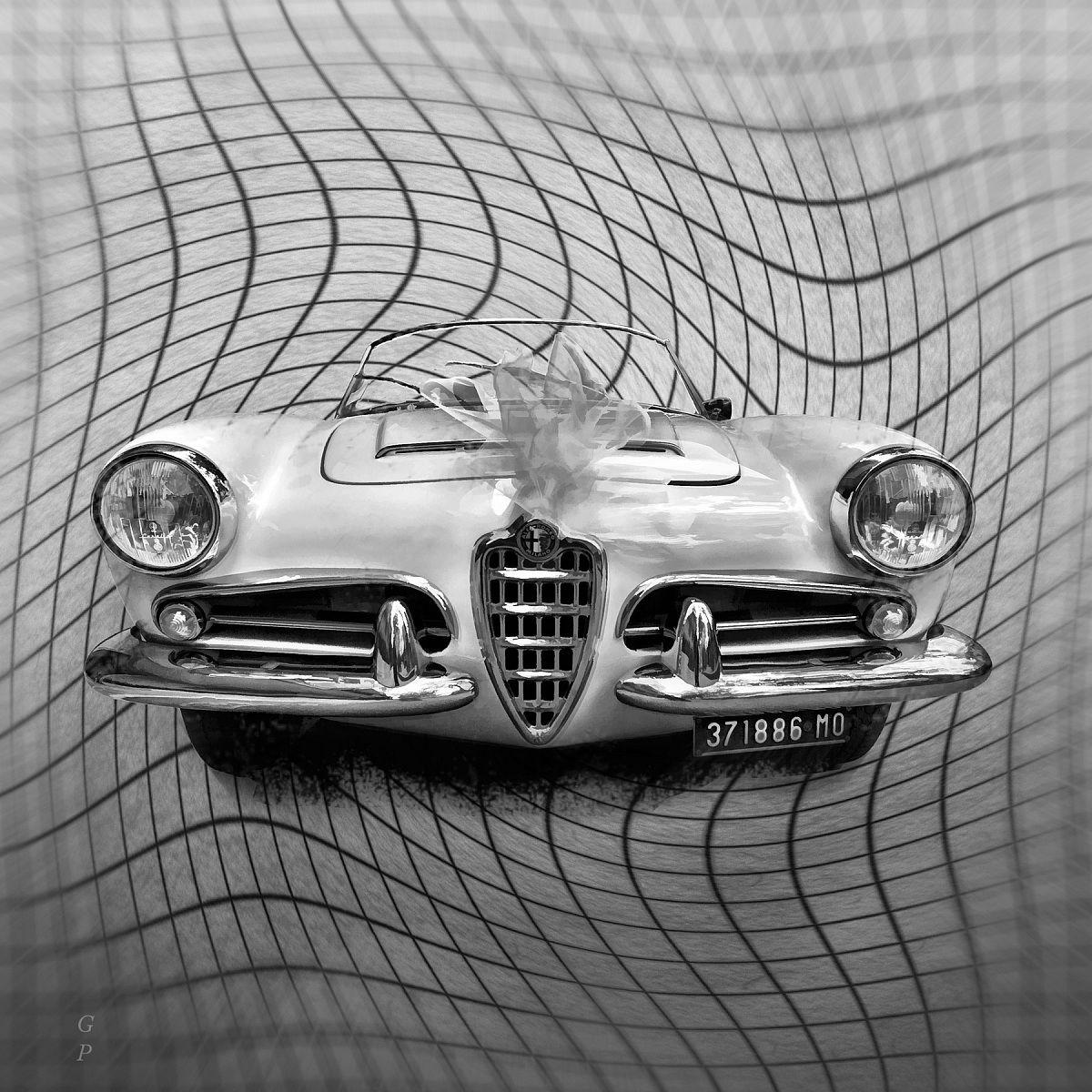 Alfa Romeo Giulietta spider veloce...
