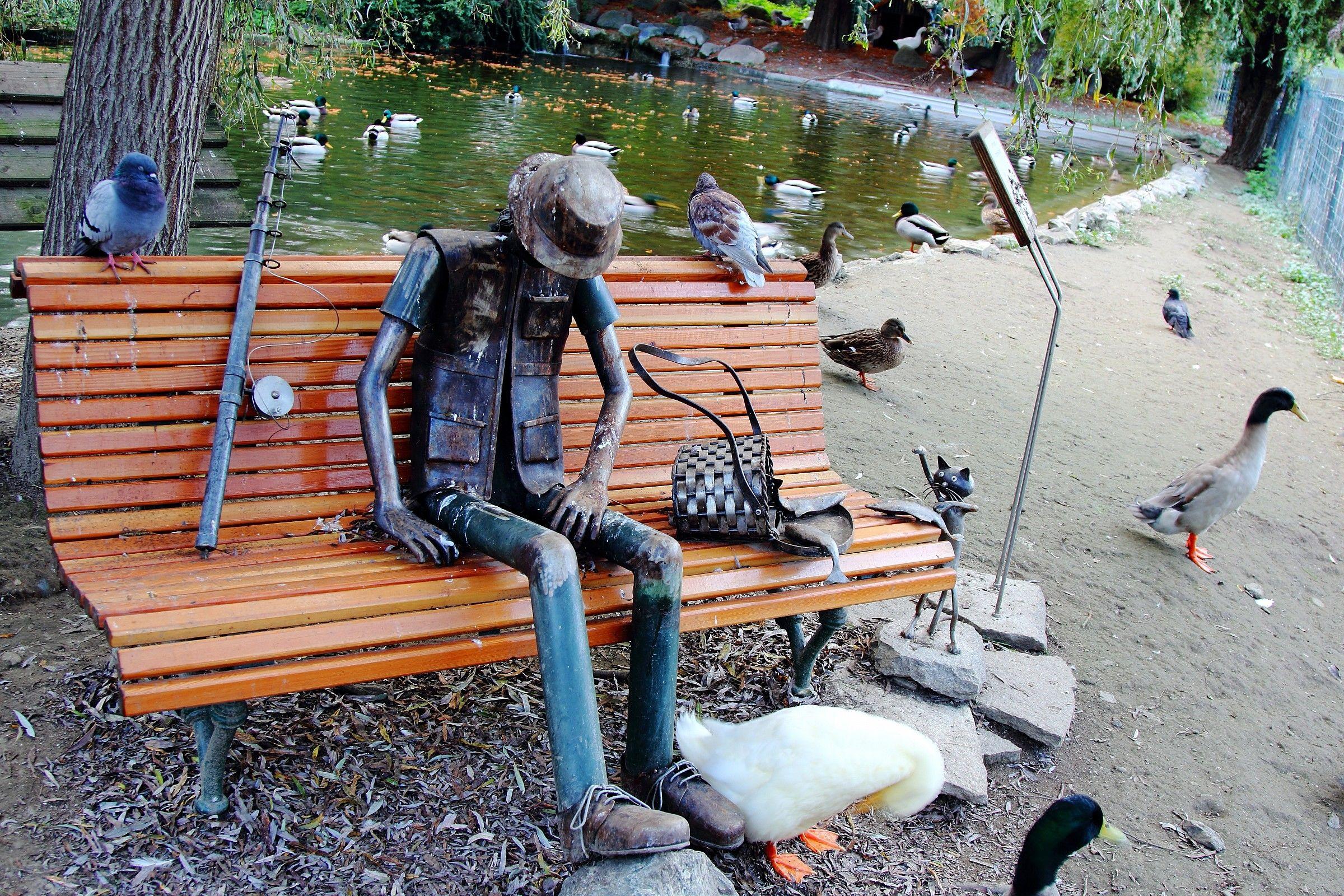 Il pescatore stanco (a colori)...