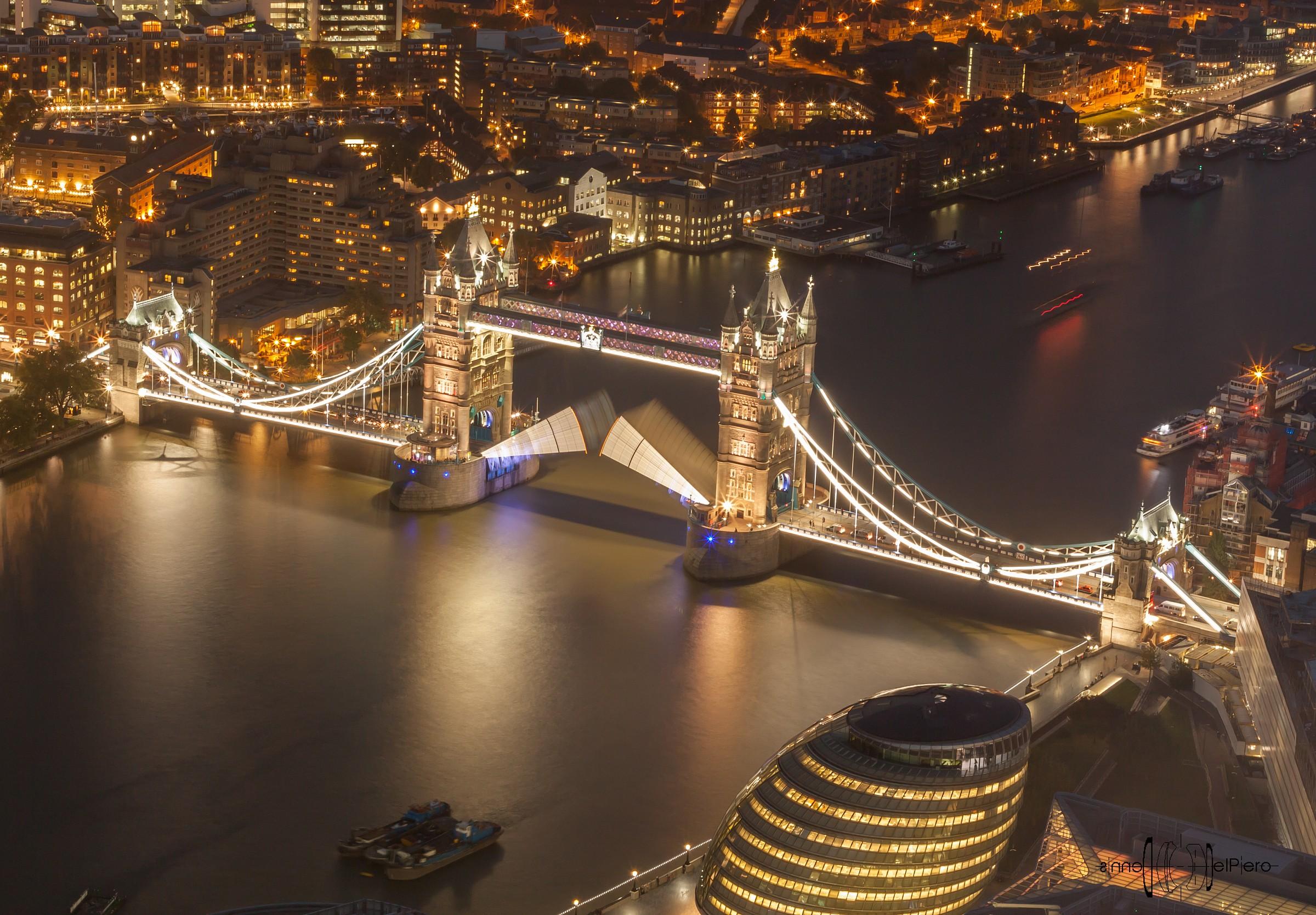 Tower Bridge...