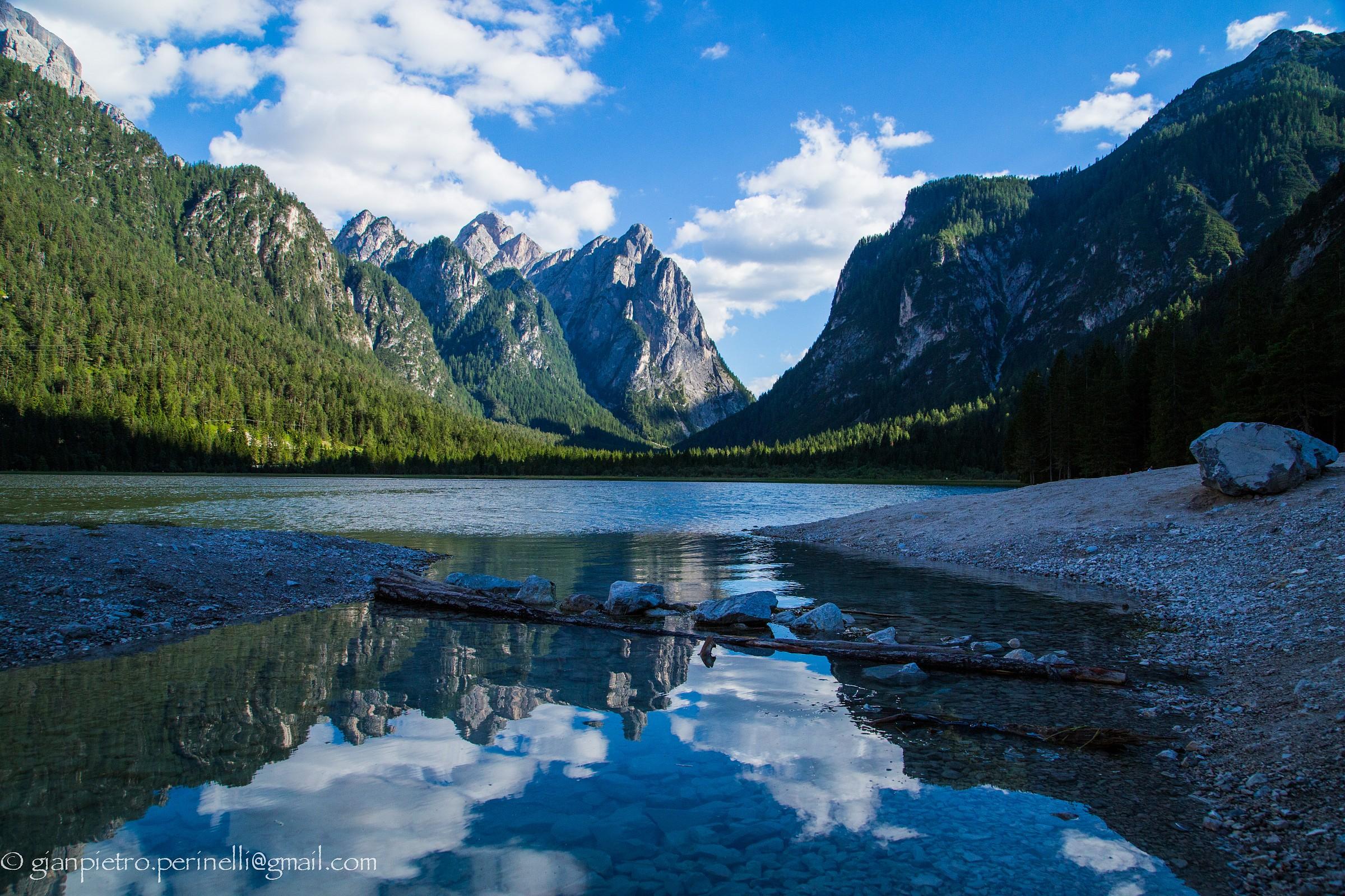 Lago di Dobbiaco...