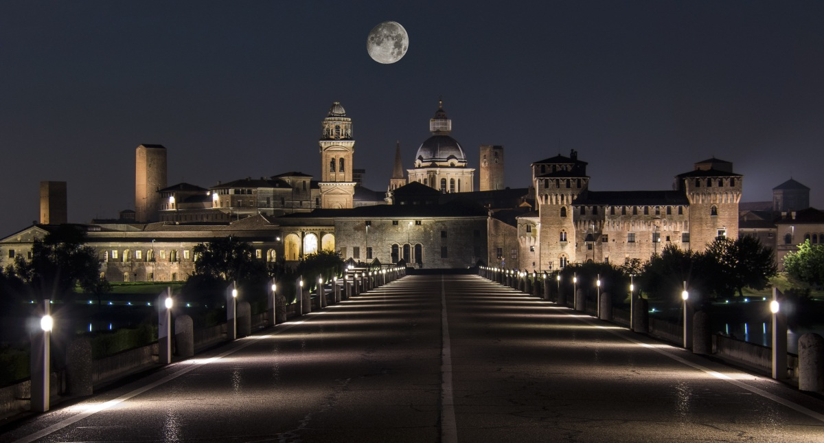 Trail to Creation. Mantova...