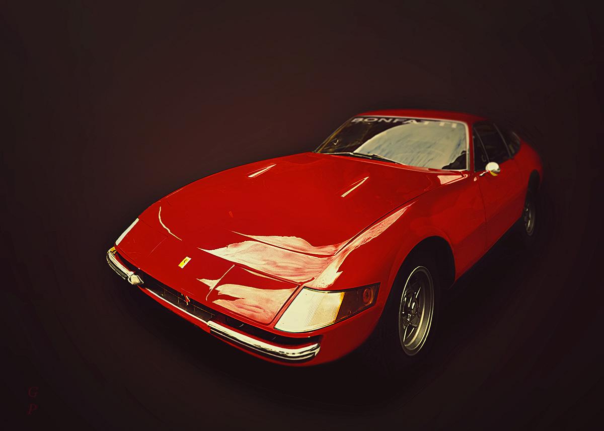 Ferrari 365 gtb4...