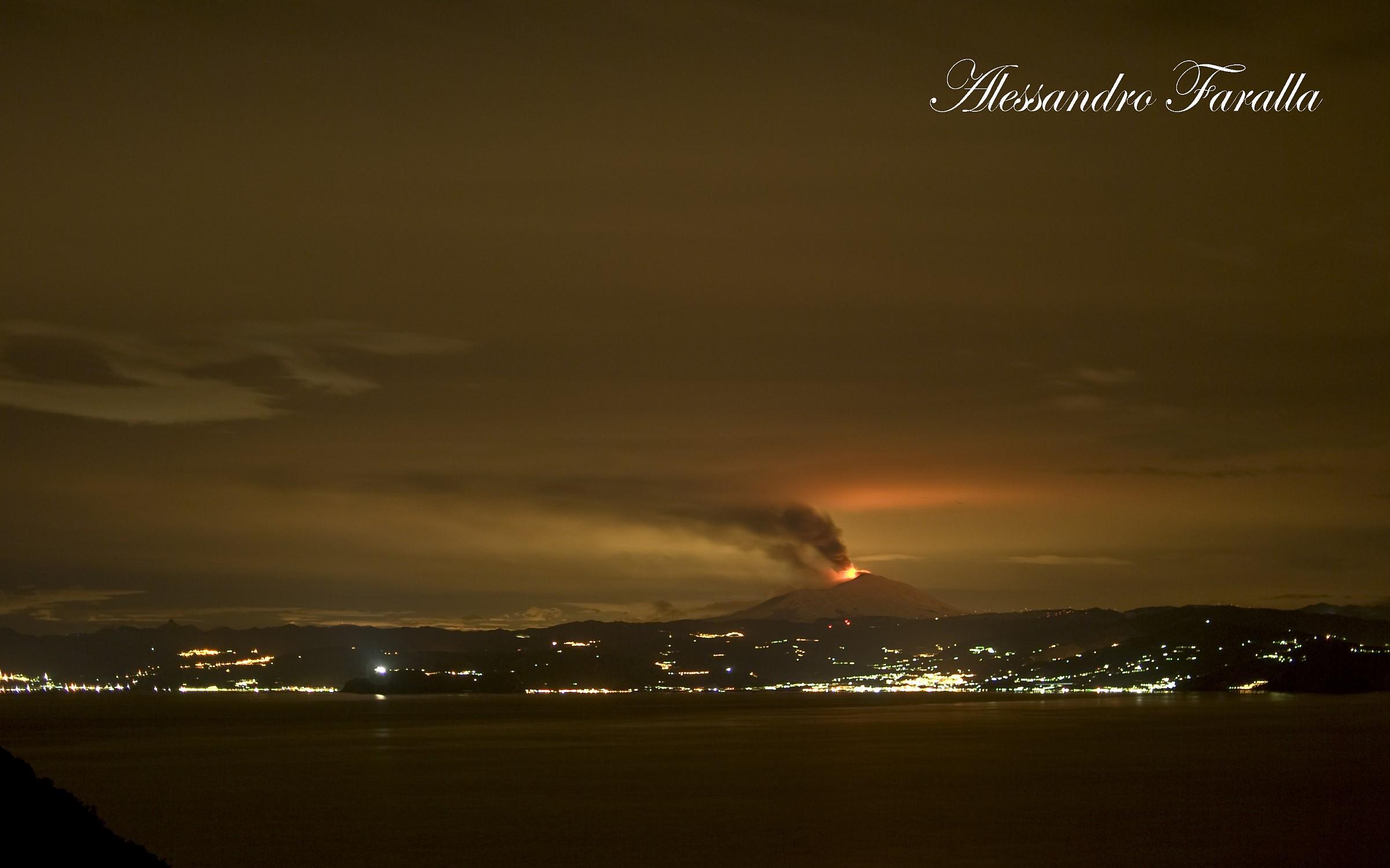 Etna Volcano...