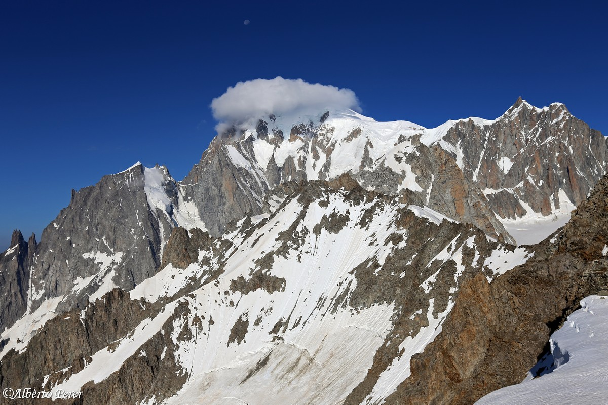 Il Mont Blanc...